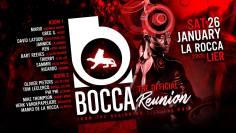 The Official Bocca Reunion @ La Rocca