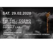 Mouvement @ Contrast 29/02/2020
