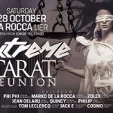 Extreme & Carat Reunion @ La Rocca 2017