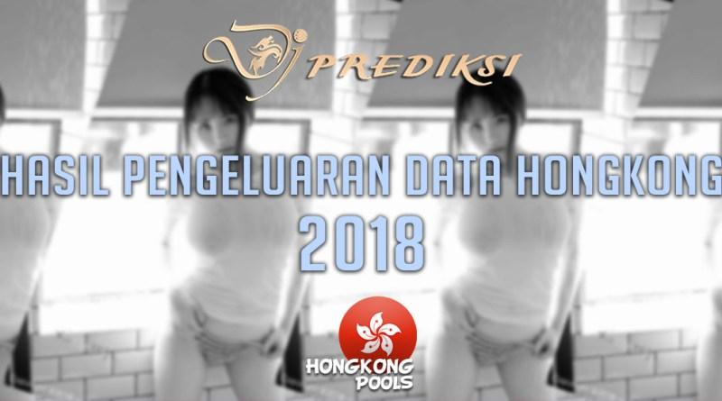 Hasil Lengkap Pengeluaran Angka Togel HONGKONG 2018