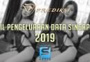 Hasil Lengkap Pengeluaran Angka Togel Singapura 2019