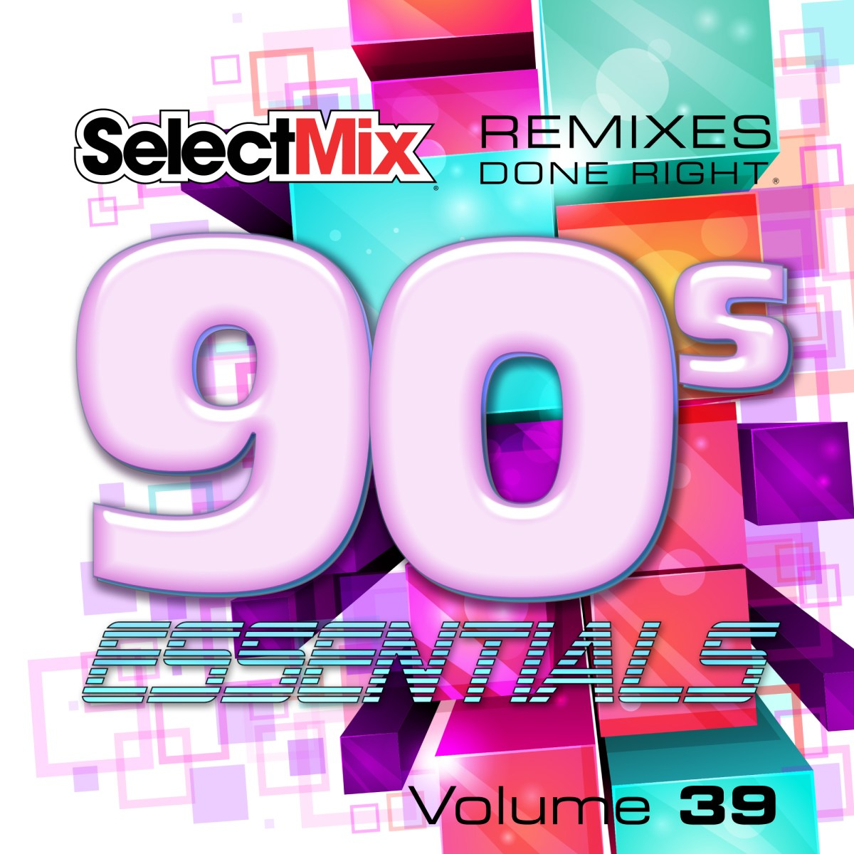 Select Mix 90s Essential Vol. 39