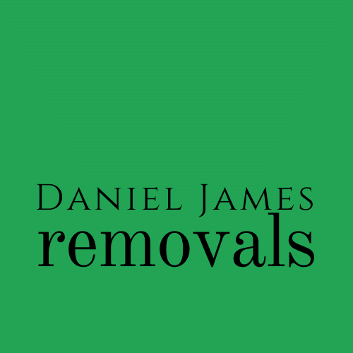 Daniel James Removals Logo Elegance - httpsdjremovals.com
