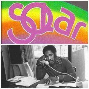 Dick Griffey/ Solar Records