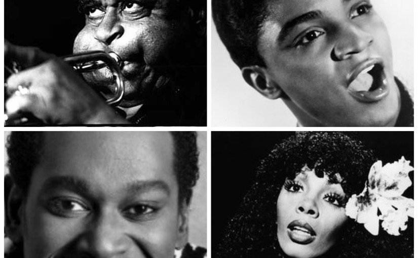 Black History: 100 Greatest Black Musicians – Part III