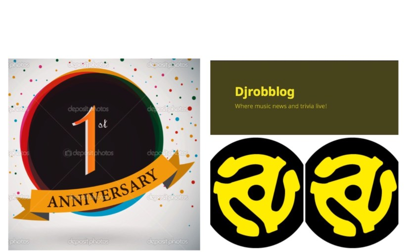 Djrobblog's First Anniversary – Key Stats and Facts
