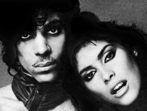 Prince and Vanity, circa 1983