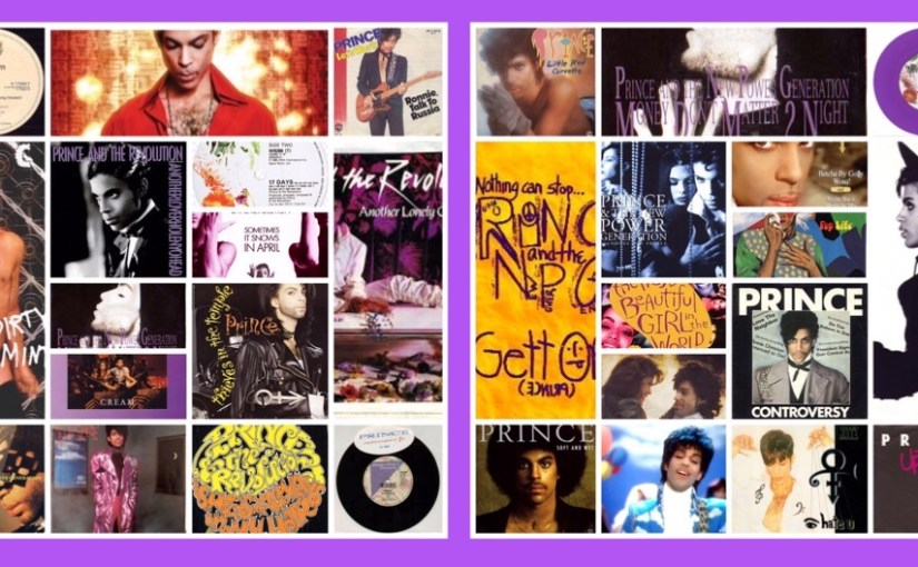 Prince's Legacy:  His 57 Greatest Songs from the Classic Years (1978 – 1996)