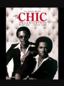 Chic founders Bernard Edwards and Nile Rodgers