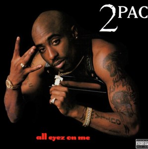 All Eyez On Me was released just two months before 2Pac's death in July 1996.