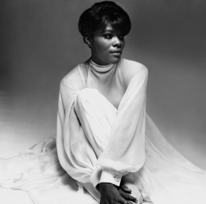 The legendary Dionne Warwick