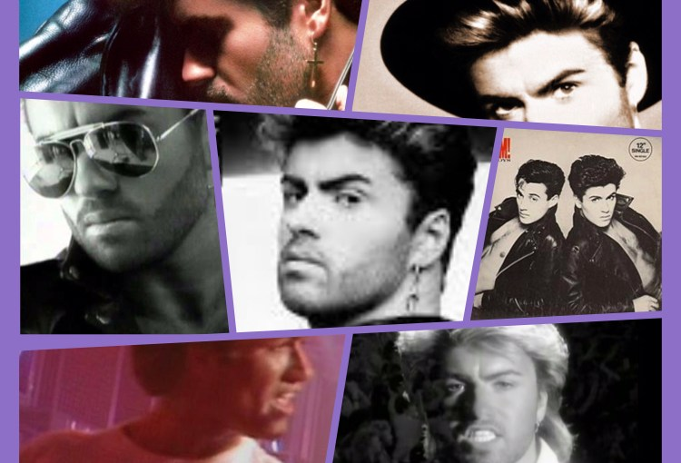 George Michael (1963-2016). This Christmas, He Gave Us His Heart.