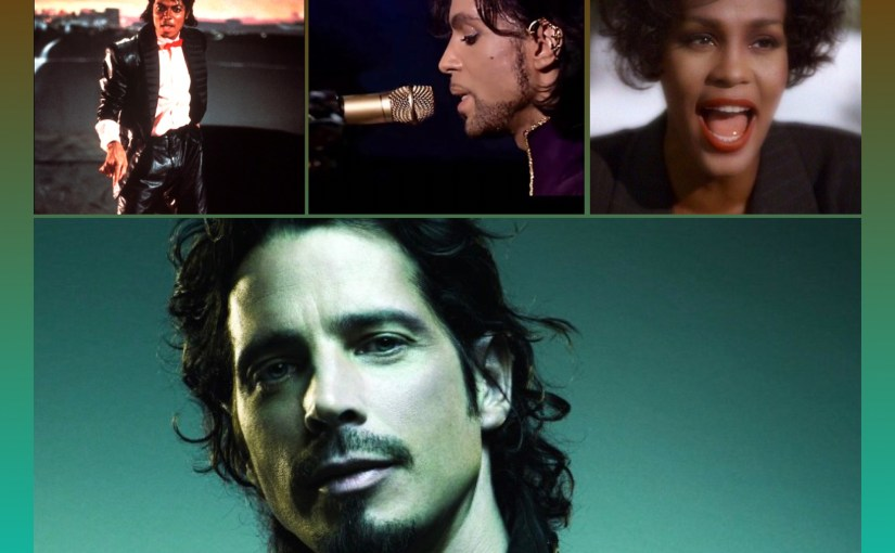 Soundgarden's Chris Cornell (1964-2017) Covered Prince, Michael Jackson and Whitney Houston