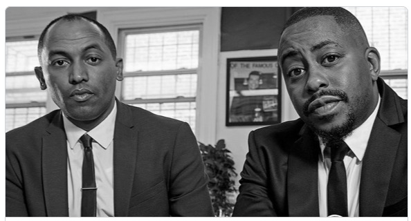 Raheem DeVaughn and Wes Felton – as The CrossRhodes – Still Carrying a Torch for Real Hip-Hop/Soul