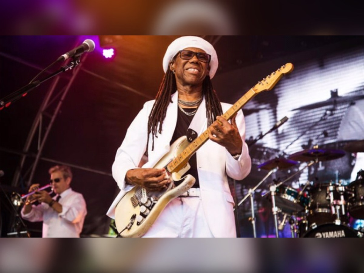 CHIC featuring Nile Rodgers (Slightly) Disappoints... but Ultimately Pleases in Chitown
