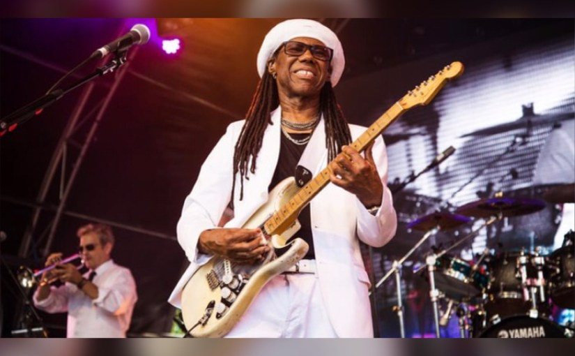 CHIC featuring Nile Rodgers (Slightly) Disappoints… but Ultimately Pleases in Chitown