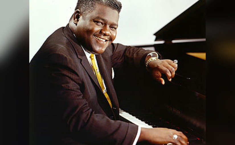 """Fats"" Domino (1928-2017) – Should've Been Rock 'N' Roll's ""King""!"