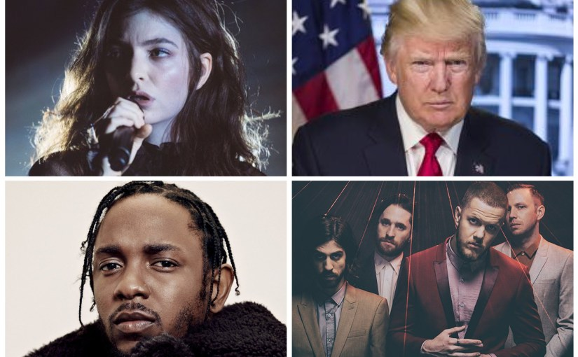 How the 2018 Grammys P-O'd Rap Fans, Rock Fans, Women, and Donald Trump…All In One Night!