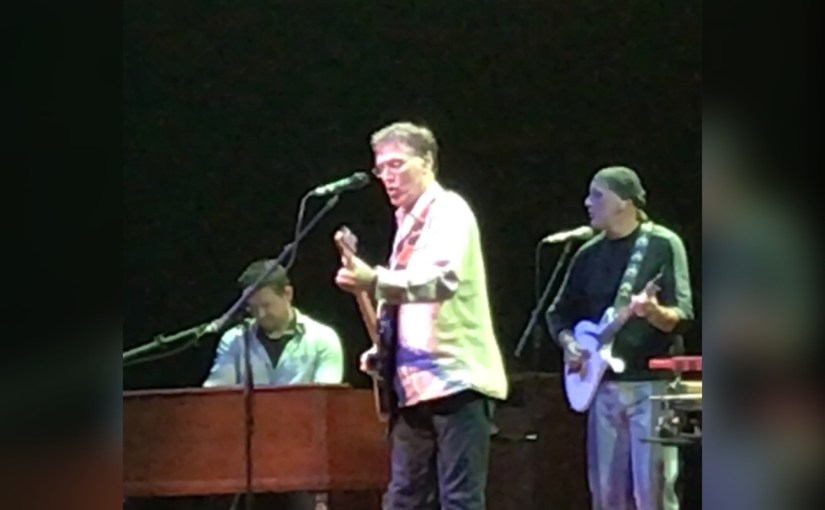 "Steve Winwood ""Hits"" Tour – The Chicago Stop (I Didn't Enjoy It, And That's My Bad…Partially)"