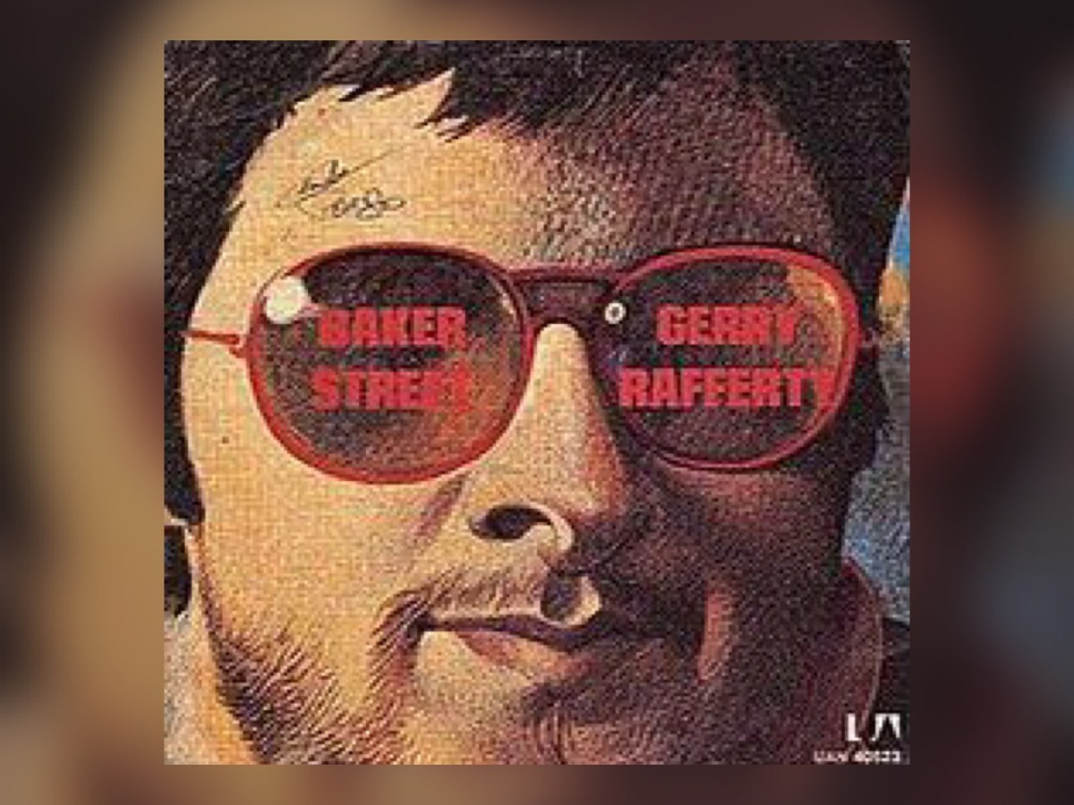 "40 Years Later: Gerry Rafferty's ""Baker Street"" - The Most Controversial No. 2 Song Ever?"