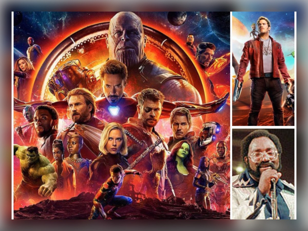 The Back Story Behind The ONLY Song Included in 2018's Highest-Grossing Film, 'Avengers: Infinity War'...