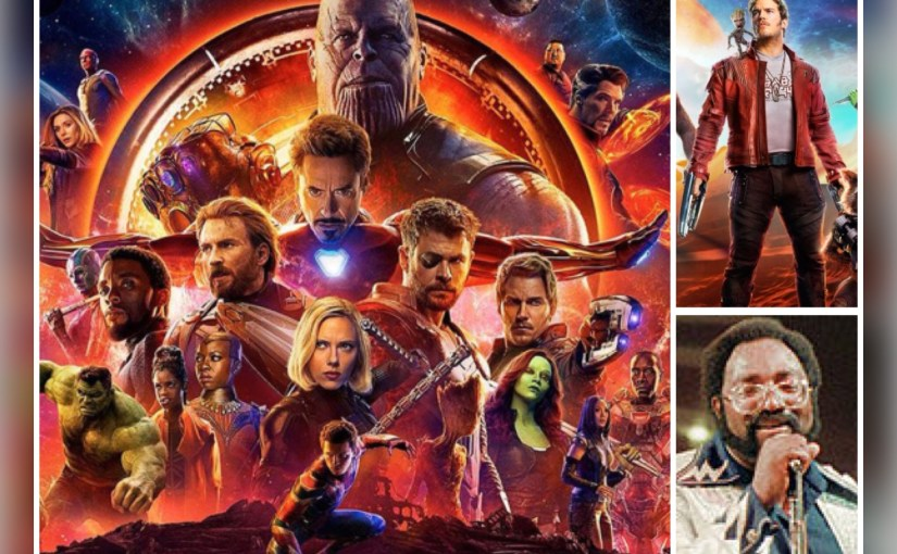The Back Story Behind The ONLY Song Included in 2018's Highest-Grossing Film, 'Avengers: Infinity War'…