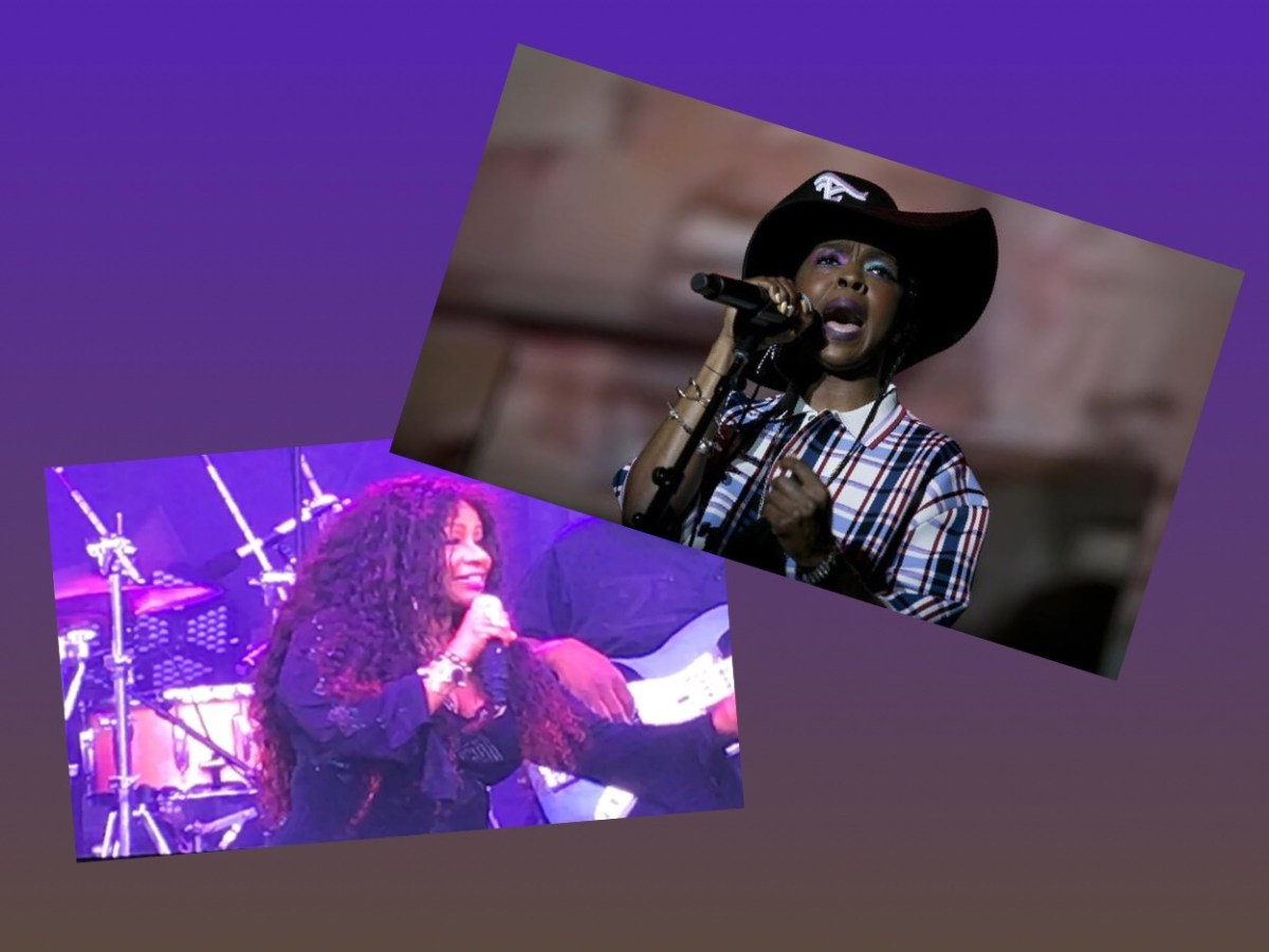 Lauryn Hill and Chaka Khan Closed Chicago's Pitchfork Festival Sunday with Train Wrecks That Never Happened...