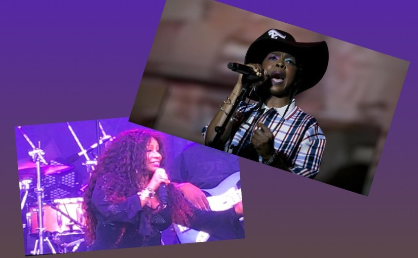 Lauryn Hill and Chaka Khan Closed Chicago's Pitchfork Festival Sunday with Shows That Don't Disappoint