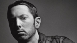 Eminem's No  1 'Kamikaze' Moves Him Into Second Place and