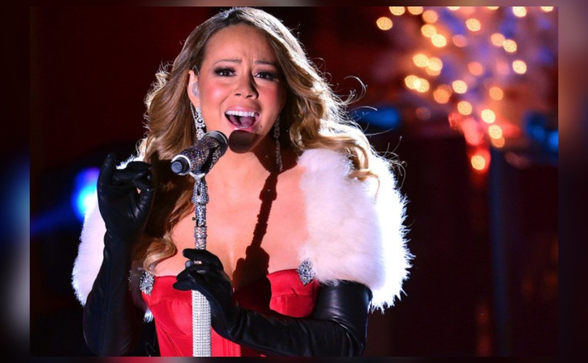 Merry Mariah Could Get Her 19th No. 1 Single on the Hot 100…with a song that's nearly a quarter-century old!