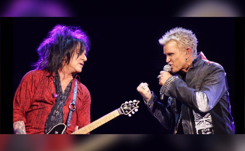 A Deep, Acoustic Night with… Billy Idol and Steve Stevens