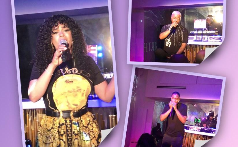Big-Boy Birthday Ballin' w Dru Hill, Faith Evans and Doug E. Fresh!