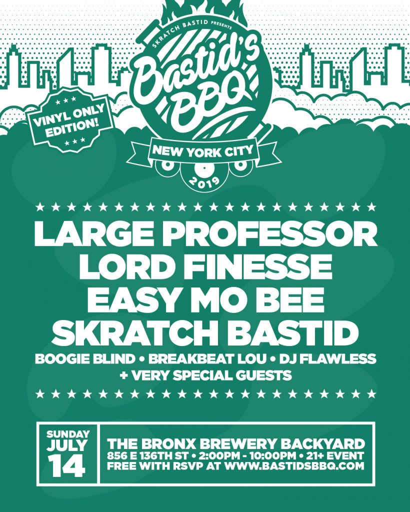 Bastid In The Bronx Bastid S Bbq Recap 7 14 19 Dj Roodz