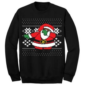 (BLACK)-DABBING-BLACK-SANTA-UGLY-CHRISTMAS-SWEATER