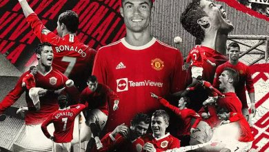 Cristiano Ronaldo officially joins Manchester United