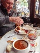 Last lunch Amsterdam - Copy