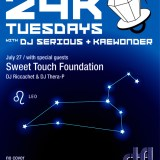 24 Carat @ Andy Poolhall w/ Sweet Touch Foundation