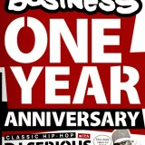 STRICTLY BUSINESS @ THE RED LIGHT (04.16.2011) – 1 Year Anniversary!
