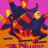 TAKTIKS, SERIOUS & KAEWONDER ARE: 3 NINJAS! @ The Crawford (04.15.11)