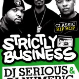 STRICTLY BUSINESS @ THE RED LIGHT (05.21.2011) – The Party Continues