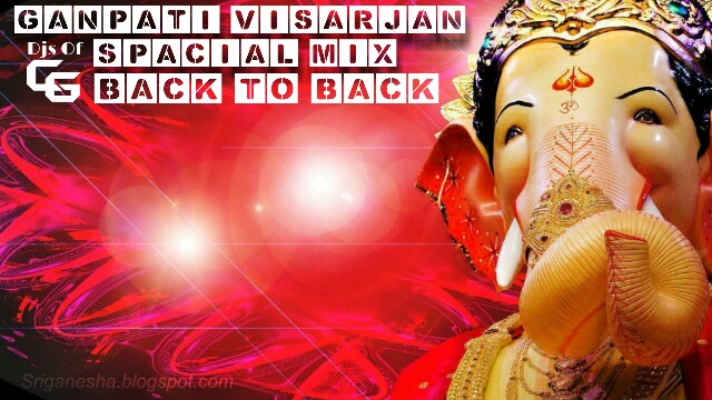 GANPATI VISARJAN (OCTAPAD & BENJO MIX) BACK TO BACK || DJS OF CHHATTISGARH ||