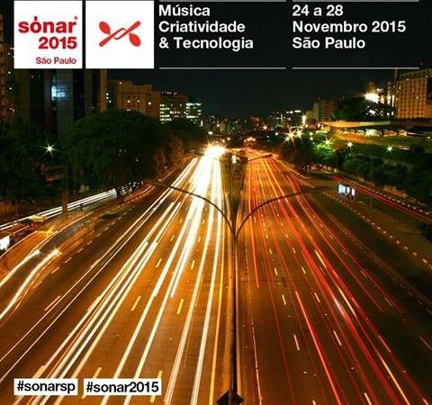 Sonar 2015 São Paulo