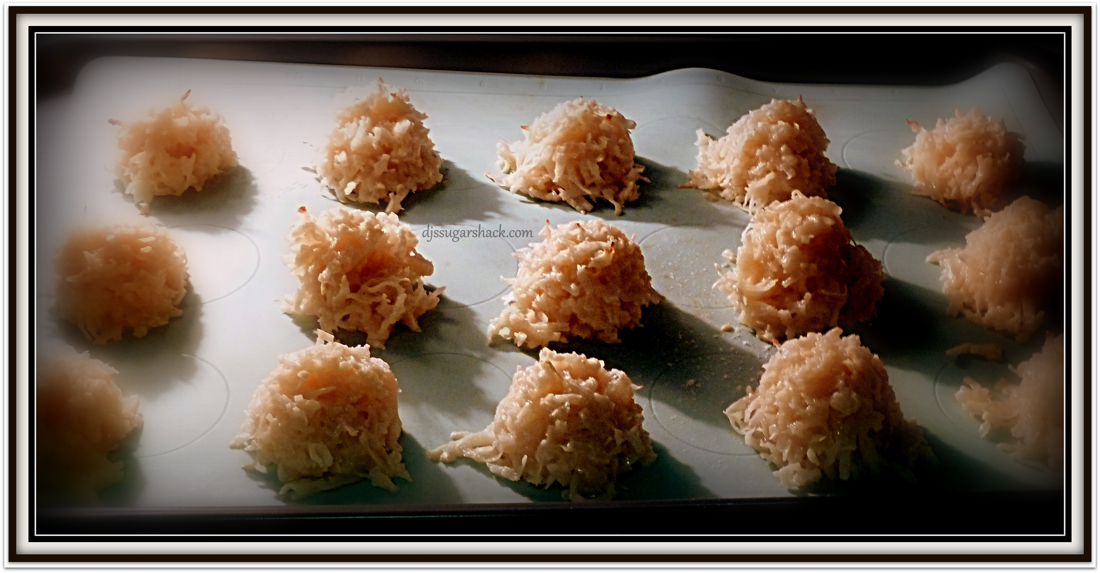 how to make a really easy macaroons