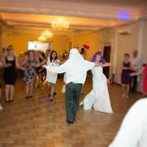 Taniec integracyjny, fot. Justyna Szramowska