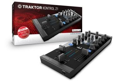 Traktor Kontrol Z1 with box