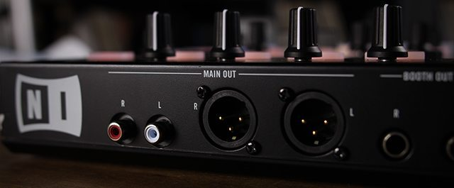 XLR or RCA output!