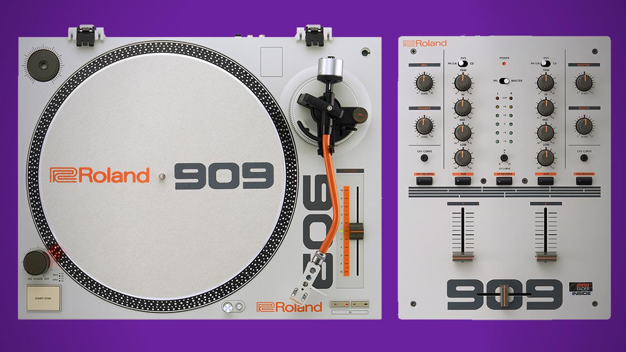 Roland Announces TT 99 Turntable and DJ 99 Mixer DJ TechTools