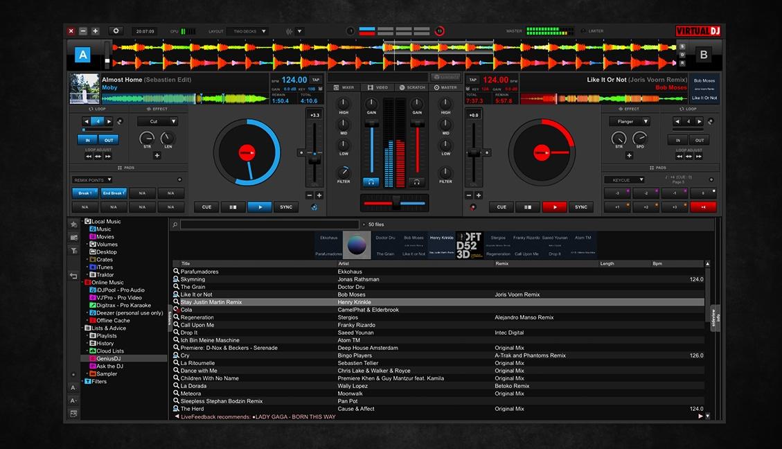 Virtual dj pro 7 for mac os x