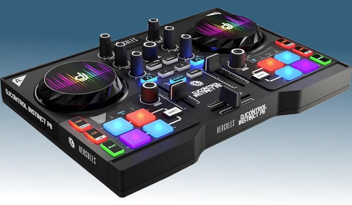 best dj controllers for beginners in 2021