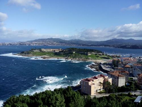 View from Virgen dela Roca